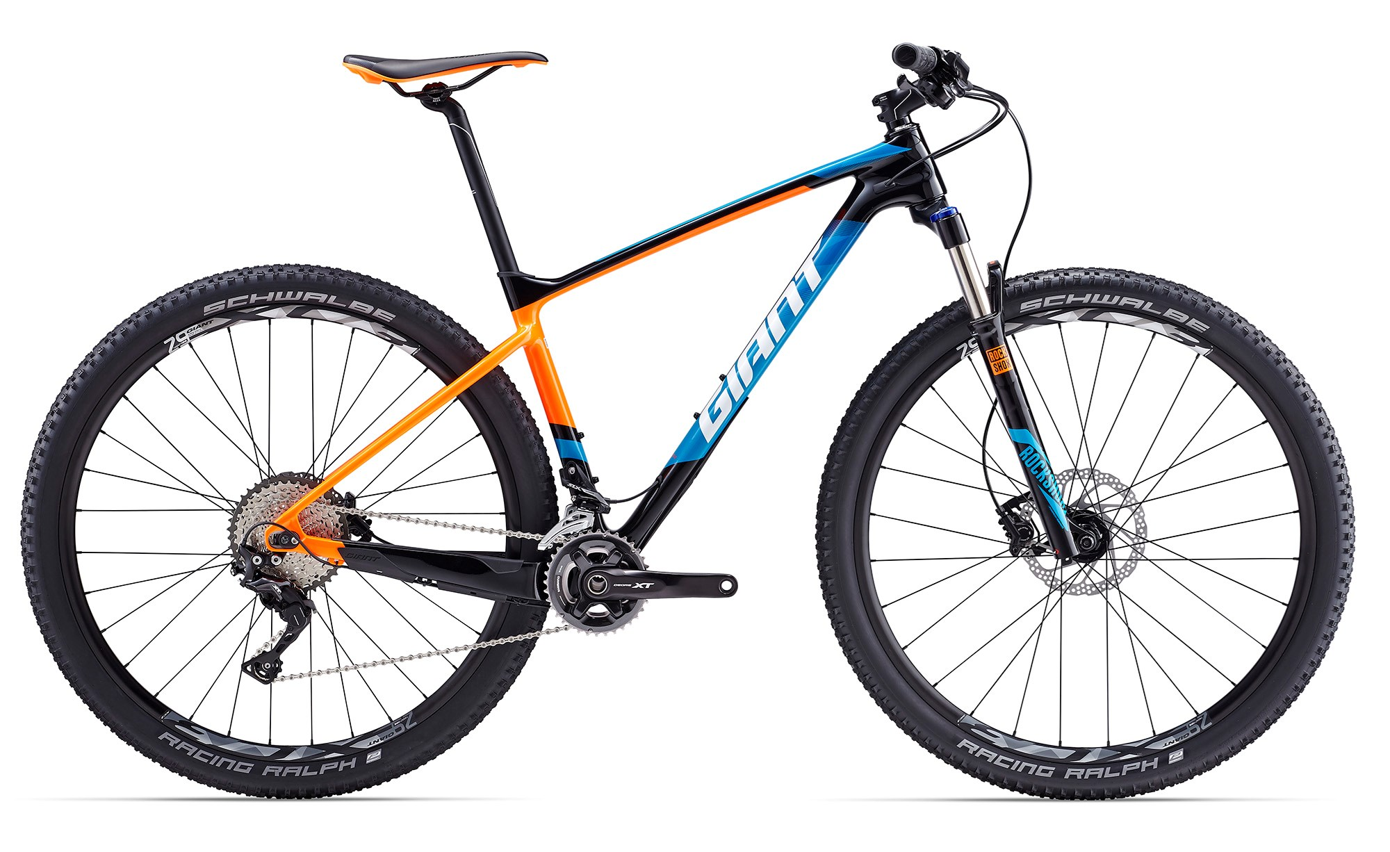 GIANT XTC Advanced 29er 2 LTD 2017