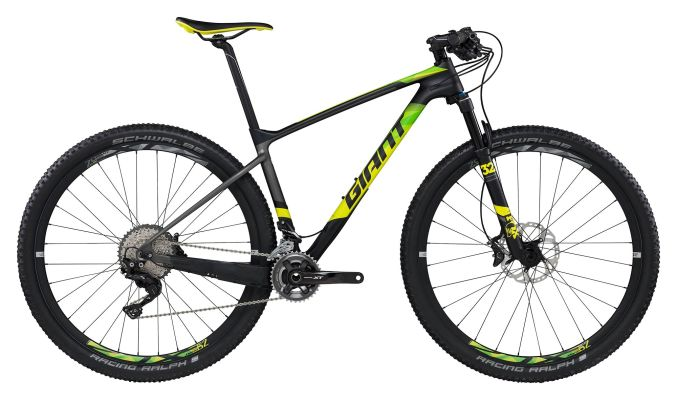 Giant XTC Advanced 29 2 GE 2018
