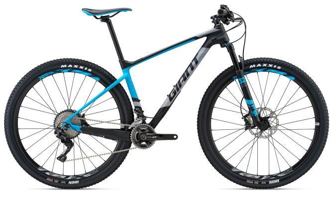 Giant XTC Advanced 29 1.5 GE 2018