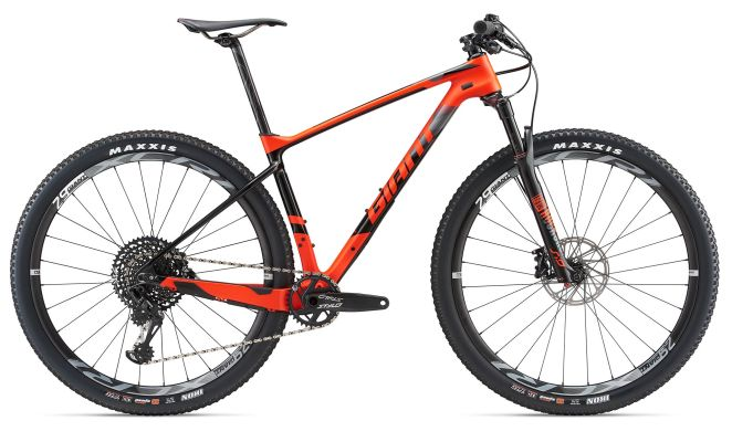 Giant XTC Advanced 29 1 2018