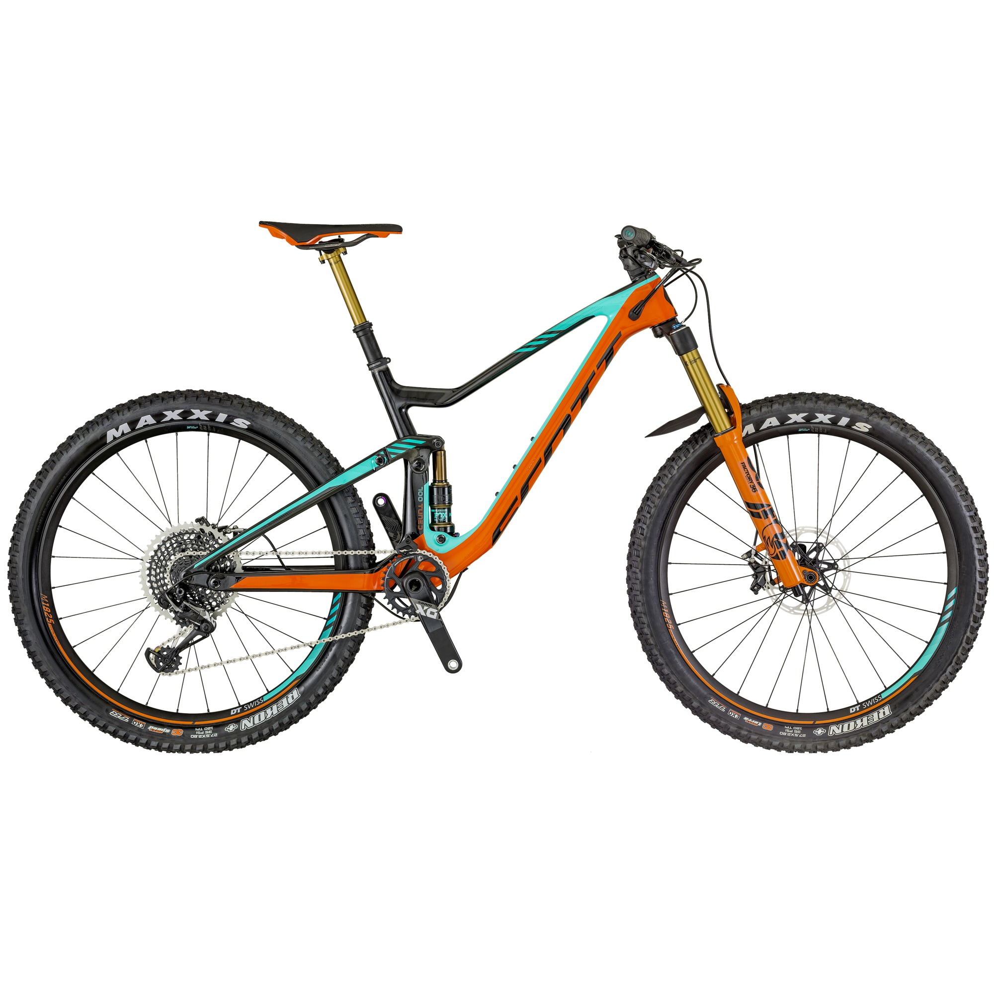 Scott Genius 700 Tuned 2018