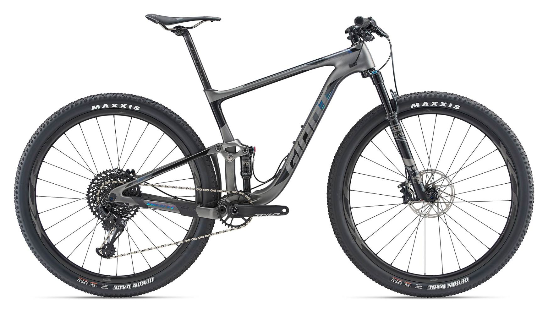 detail Giant Anthem Advanced Pro 29 1 2019