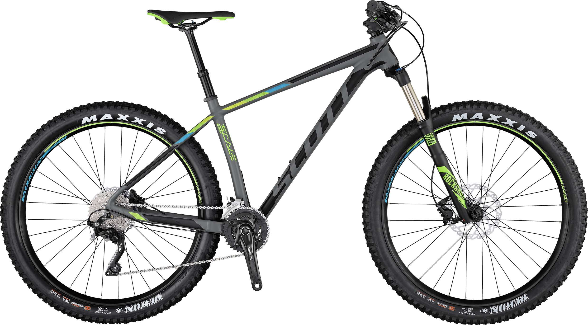 Scott Scale 720 Plus 2017