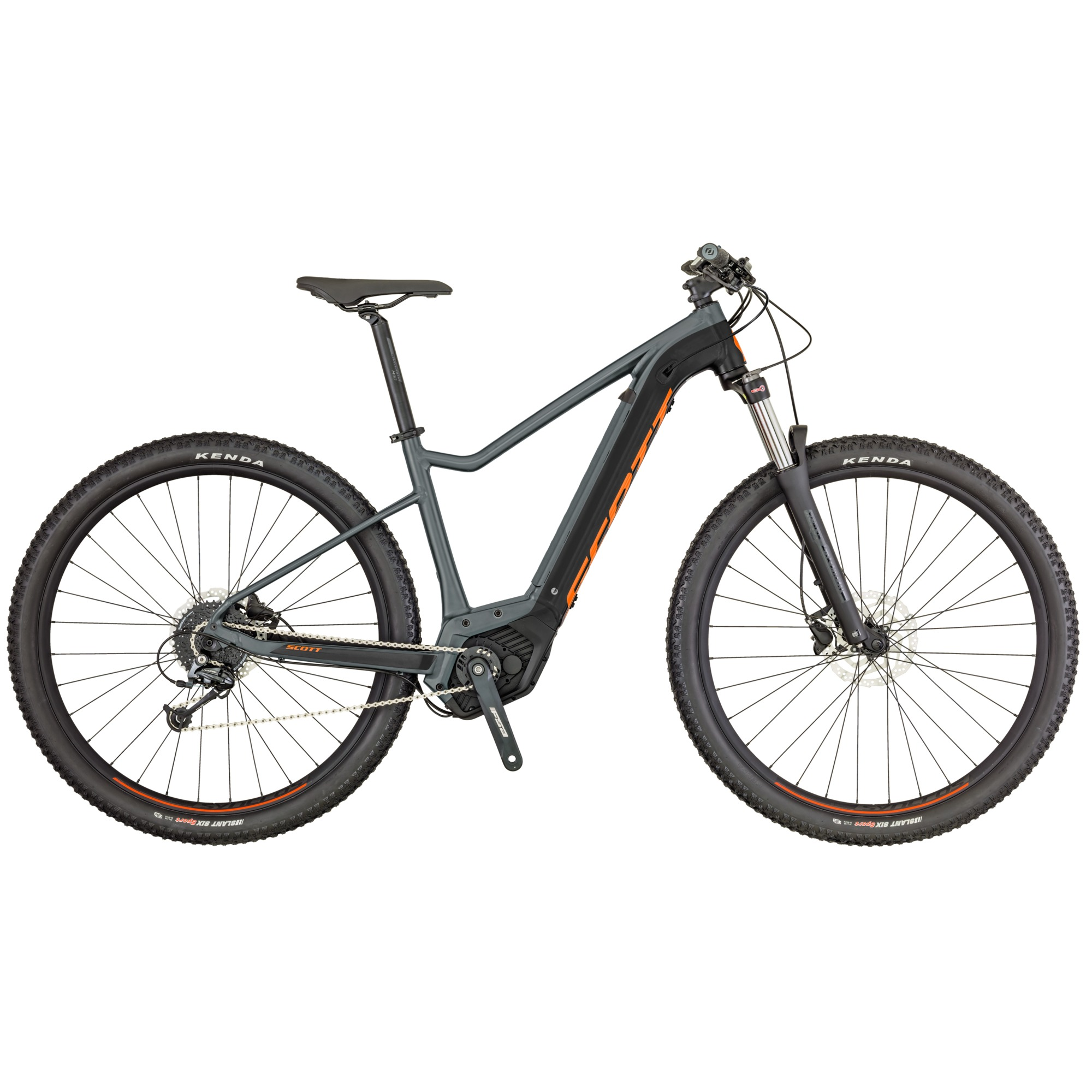 detail Scott Aspect eRide 40 2019
