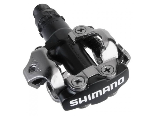 detail Shimano PD-M520 SPD