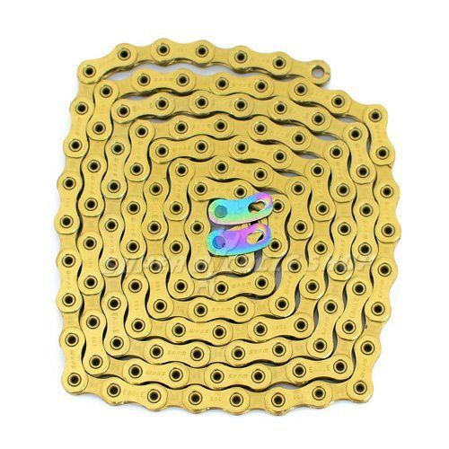 Sram PC XX1 Eagle HollowPin Gold 12s