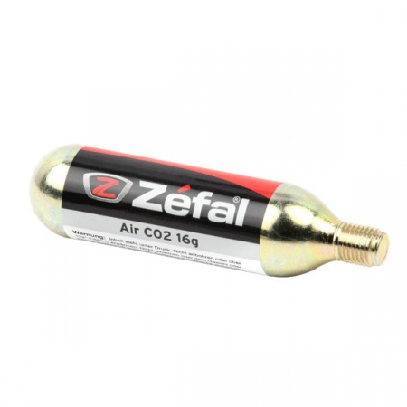 detail Zéfal Air CO2 bombička 16g závit