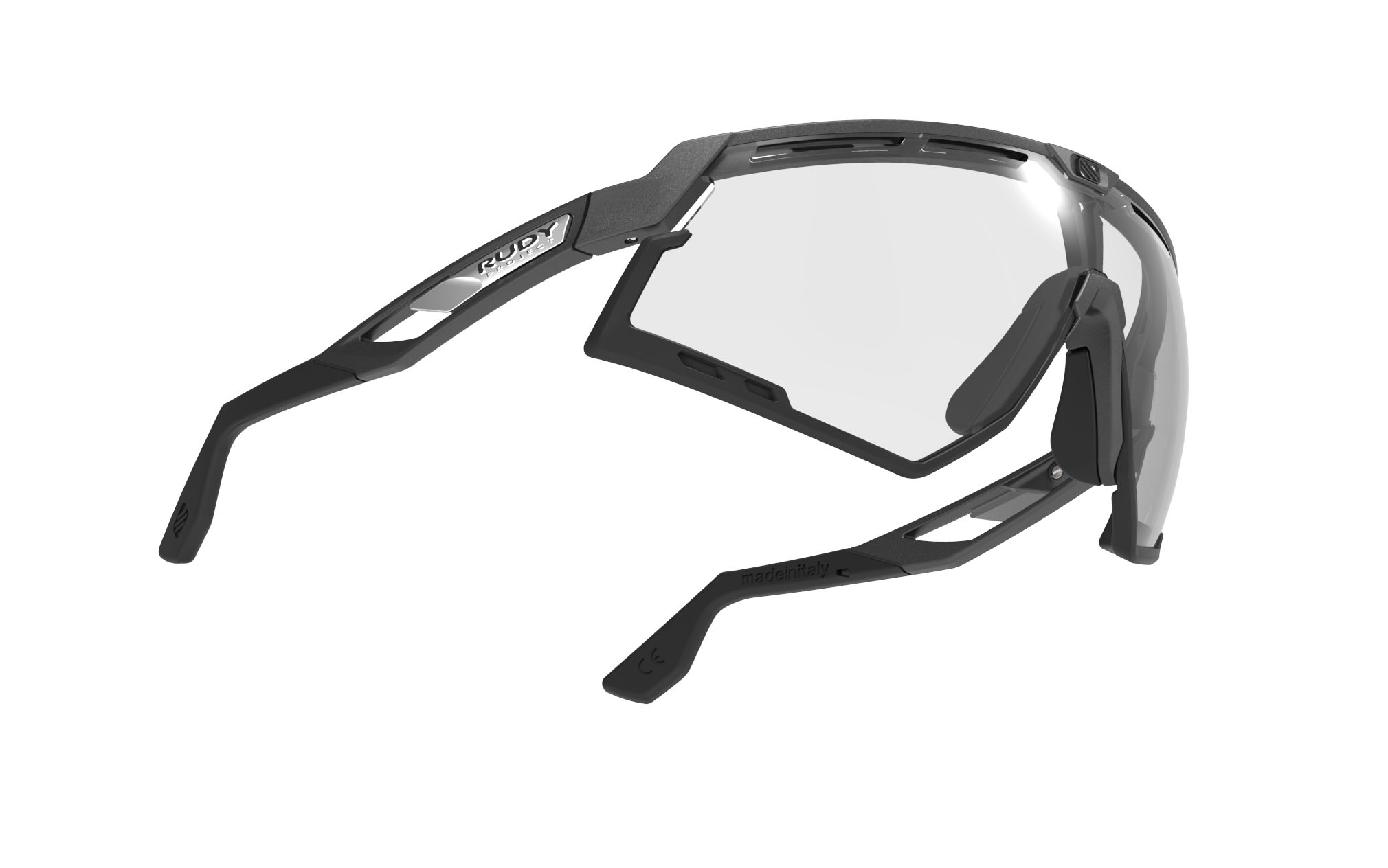 náhled Rudy Project DEFENDER Graphene ImpX Photochromic 2Black