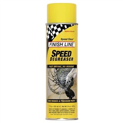 Finish Line Speed Bike Degreaser 500ml spray