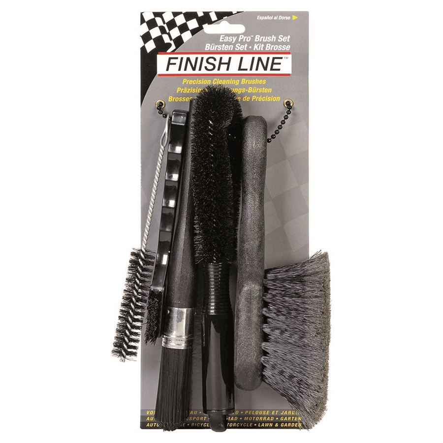 Finish Line Easy Pro Brush Set kartáče