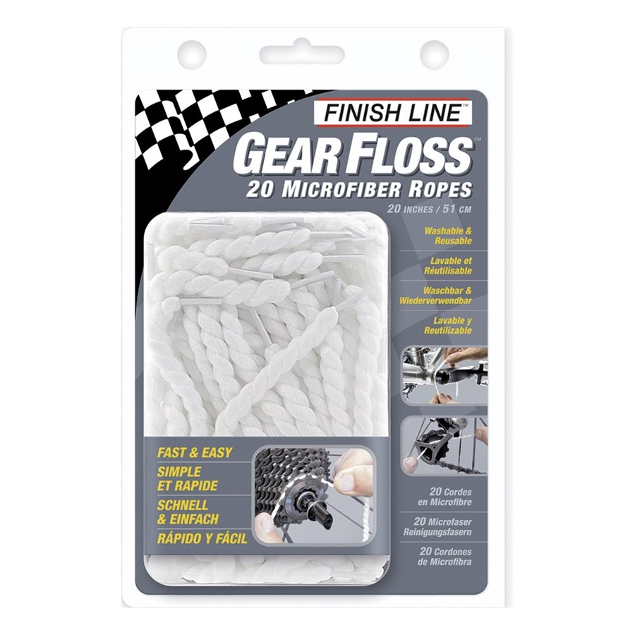 detail FINISH LINE Gear Floss -