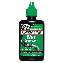 náhled Finish Line Wet Lubricant 60ml kapátko