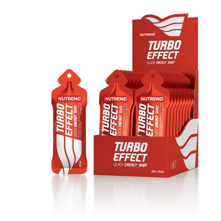 detail Nutrend Turbo Effect Shot 25ml