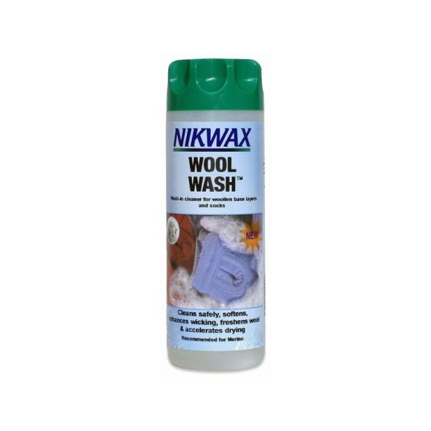 detail NIKWAX WOOL WASH 300ml
