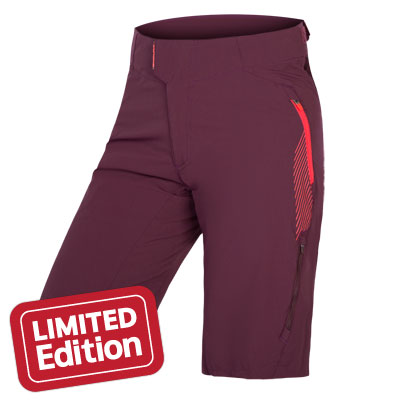 Endura Wms Singletrack Lite Short II LTD