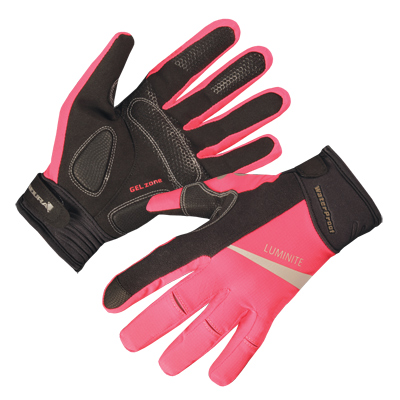 detail Endura Wms Luminite Glove